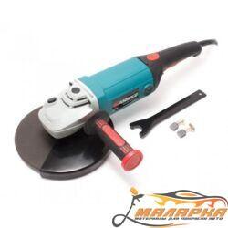 Углошлифовальная машина с поворотной рукояткой Forsage electro AG230-2600JHP