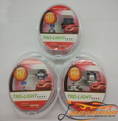 Комплект галогенных ламп TRD Intensive+150% 55W