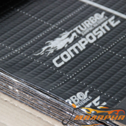 Turbo Composite М1 виброматериал для авто